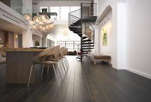 FertigDeska / FertigDeska – to gotowa podłoga lakierowana lub olejowoskowana o konstrukcji dwuwarstwowej. Wierzchnia warstwa szlachetna, wykonana z naturalnego drewna, ma grubość 4 mm lub 6 mm. Do jej produkcji wykorzystano drewno dębu, jesionu lub egzotyczne.