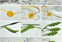 Flori croseta
