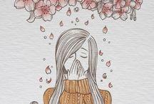 [JB] illust / My illust