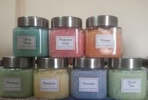 Best body scrubs in Mumbai / 100% handmade, custom made scrumptious body scrubs, foot scrubs and bath salts with aromas designed to make you fall asleep, energize you, calm you and even make you feel more sexy!