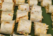 Appetizers / Easy entertaining foods