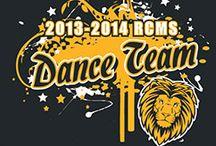 Dance T-Shirt Designs