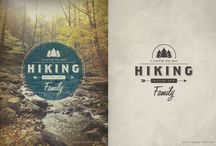 Retro logo Design / Relevant imagery for Ringinmathing rebranding. / by Charmaine Kelly