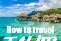 Tahiti Budget Travel