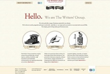 Designs We Love / Web design layouts, colors, textures we love!