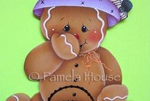 Gingerbread / by Donna Gallup