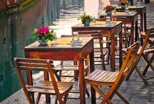 Street cafe's / Art