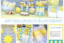 Party Ideas We Like / by Epiphany Crafts