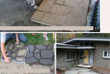 création ciment