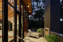 Patios, Decks, and Porches / by Penny Mixhau