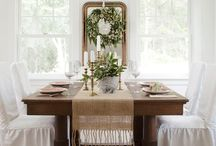 dining room/entry way ideas / by Domenique Murphy
