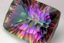 Gemstones and metals