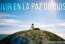 Vivir En La Paz de Dios