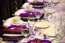 Wedding Table Setting / Spectacular  wedding table setting