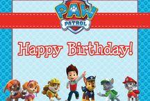 Paw Patrol Birthday Ideas