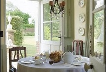 Design-French country inspiration / Inspiration for kitchen renovation / by Lorna Coulthart
