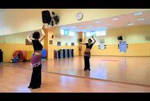 Tribal Fusion / ATS warm-ups and tips
