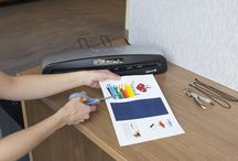 Laminating Projects - Step By Step / Great ideas to laminate. Use templates from www.fellowes.com/ideacenter and create gifts and activities.