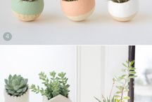 Spring room decor 2016