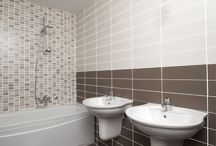 Renovate your bathroom! / Ideas that will add great aesthetics and excellent resistance to your bathroom.