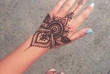 Henna and art inspiration