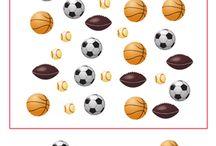 Sports curriculum / by Stephanie Parke