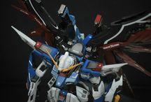 Dm 1/100 Destiny painted build