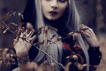 Gothic/Dark Girl