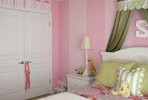 Girls Room / by Tammy Middleton