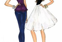 δυο κοριτσια