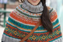 Pletení - Knitting / Fair Isle knitting