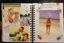 scrapbook ideas / by Karen Lowe