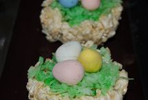 Easter Crafts and Recipes / Collection of Easter Crafts & Recipes