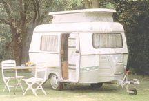 Caravanes Eriba / Les caravanes de la marque Eriba