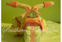 Baby Shower Ideas / by Sandra Boggs