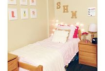 college dorm room ideas for girls