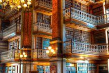 Bibliothèques - Libraries