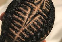 Babes hair