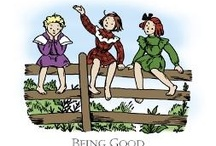 BETSY /TACY/TIB / I loved these books growing up!