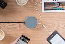 Bento multi chargeur te organiseur de câble / http://www.artconnect.fr/fr-fr/objets-connectes/produits/chargeur-usb/chargeur-usb-connecte-bento.html