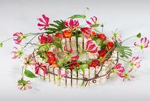 Inspiratie bloemwerk met constructie