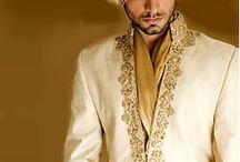 Bhavik wedding outfit