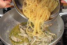 Pesce pasta