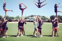 Cheerleading is my passion!