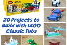 Lego projects to make