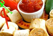 Recipes appetizer & Party