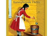Books - Rebecca of Sunnybrook Farm / Things relating to the book by Kate Douglas Wiggen