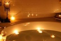 20 Romantic Bathroom Ideas / 20 Romantic Bathroom Ideas