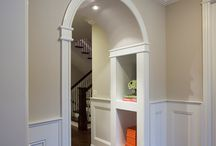 Mouldings/Arches/Ceilings/Columns
