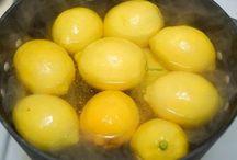 haşlanmış limon
